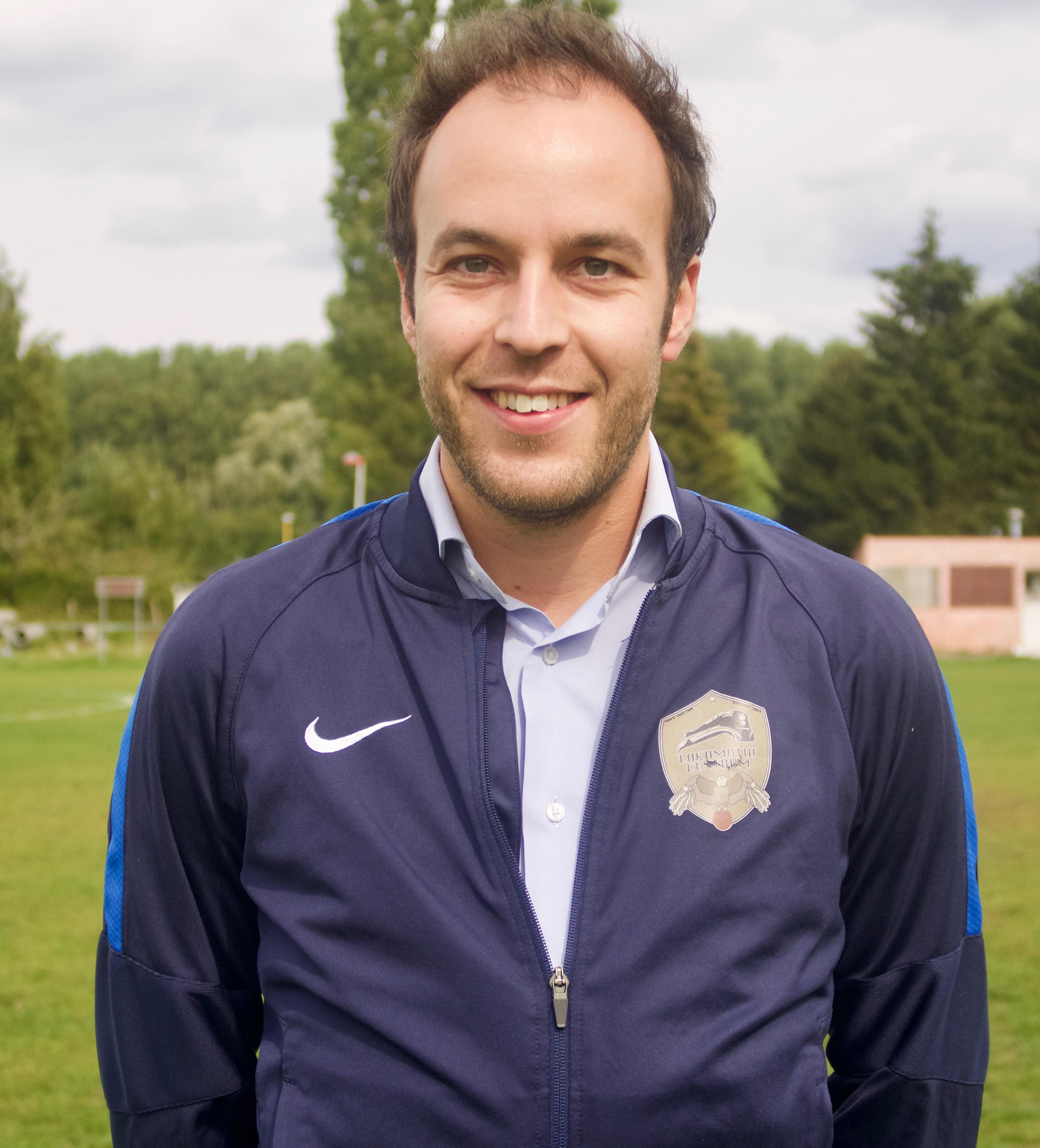 Jeroen De Smedt : Coach