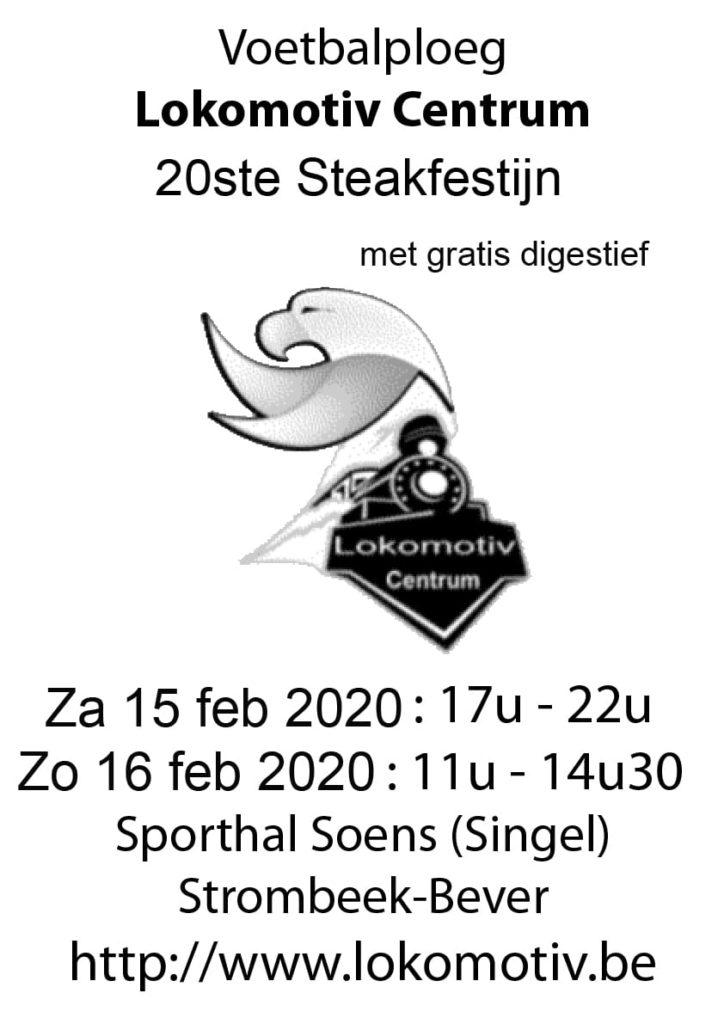 20ste Steakfestijn